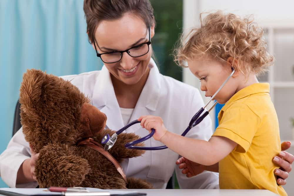 TREATING CHILDREN WITH ACUPUNCTURE & CHINESE  MEDICINE