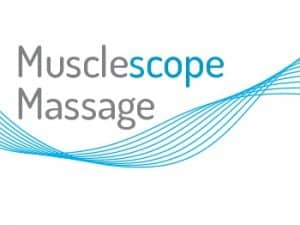 Musclescope Massage Logo